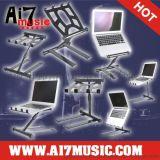 AI7MUSIC升降多功能筆記本電腦支架專業DJ器材打碟機支架CD音效卡架LPS-800