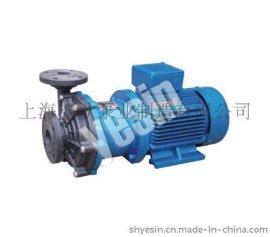 全国联保品牌亦歆CQF型塑料磁力泵 耐腐蚀工程塑料化工泵