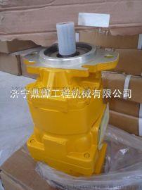 山推小松日本纯正-原装进口配件 推土机长治液压齿轮双联泵705-51-30190