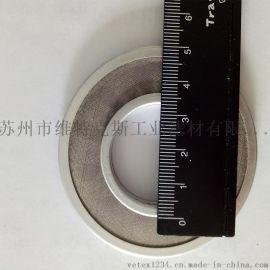 不锈钢圆环包边过滤网片