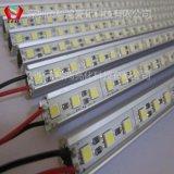 科鴻 5050貼片72珠低壓鋁槽珠寶手機櫃檯展示高亮硬燈條