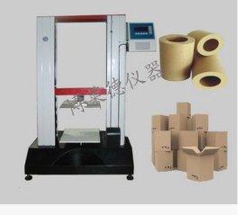 厂家直销纸管抗压强度试验机 纸管压缩测试仪