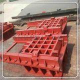 普定生產高壓鑄鐵閘門2米乘1.5米閘門渠道2米乘1.5鑄鐵方閘門發貨及時