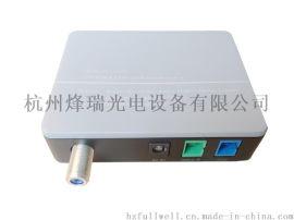三網合一專用帶WDM分波功能光接收機