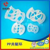 厂家直销PP共轭环 塑料共轭环 聚丙烯共轭环填料