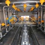 鹼水澱粉盤子專業清洗設備廠家 DR10雞糞盤清洗機