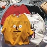 女裝T恤夏季短袖韓版時尚女裝上衣純棉T恤小衫