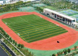 广西百色学校运动场改造工程项目 康奇体育公司