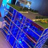 地下立體車庫模型垂直移動立體停車場模型