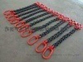 供应G80高强度起重链条、链条索具