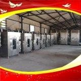 500自動煙燻爐蘇北香腸煙燻機一次500公斤煙燻箱