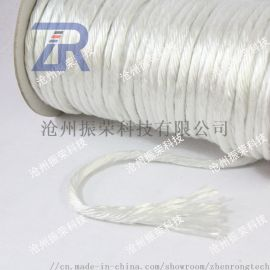 玻璃纤维扭绳 炉门密封扭绳 高温玻纤绳