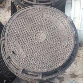 供应天津井盖天津市政专用球墨铸铁井盖 铸铁装饰井盖价格