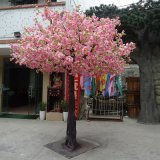 仿真樱花树人造樱花树假樱花树仿生樱花树广晟景观工艺定制定做GS004仿真樱花树公园广场装饰