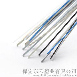 PVC焊条 聚氯乙烯焊条 双股三股三角塑料焊丝