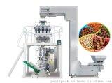大型立式颗粒包装机 盘力PL-520颗粒十头称计量自动包装机