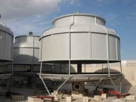 山东锦山冷却塔-锦山DLT10逆流式圆形冷却塔-节能冷却塔-质量保障污水塔