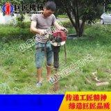华夏巨匠直销QTZ型便携式取土钻机土壤取样钻机10米取样