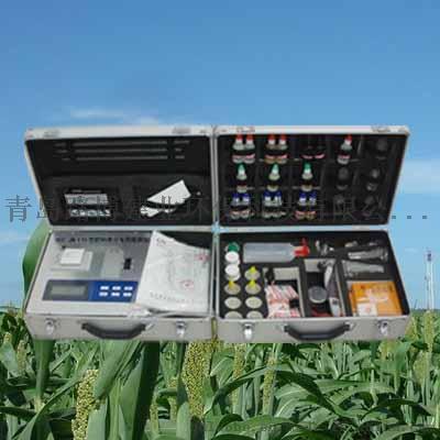 LB-TYD 高精度全項目土壤肥料養分檢測儀