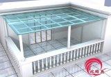 深圳阳台搭建玻璃雨棚厂家