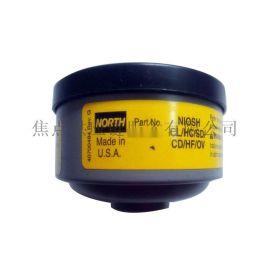 霍尼韦尔 有机蒸汽滤毒盒 N75003 有机蒸汽酸性气体 2盒装