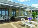 铝合金遮阳棚生产基地   户外遮阳棚 铝合金雨棚厂家
