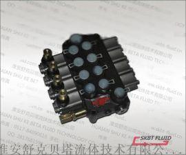 DCV40-4OT手动多路阀