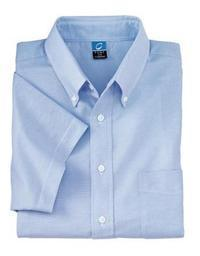 CVC短袖衬衫