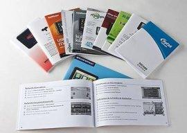 珠海商会协会宣传单张画册说明书手提袋印刷请找加嘉印厂家直供