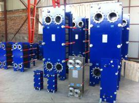 上海艾保 厂家直销地热采暖板式换热器 地热水专用板式换热器 钛材板式换热器
