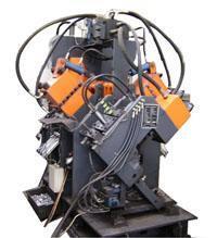 JX系列角钢打印、冲孔、切断全自动生产线