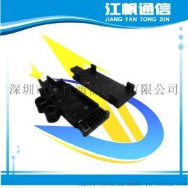 广电分支器,阻燃12 芯分支器,FTTH皮线光缆分支器,1分12芯0.9