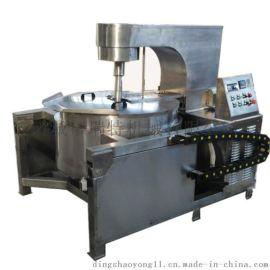 牛肉酱炒制设备, 带自动搅拌机器