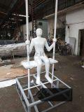 不锈钢云朵雕塑百变造型紧随时代潮流