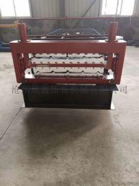 地鑫供应彩钢成型机 840/900双层压瓦机