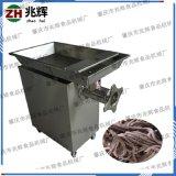 魚肉等肉製品絞碎加工機器 不鏽鋼大型食品工廠絞肉機