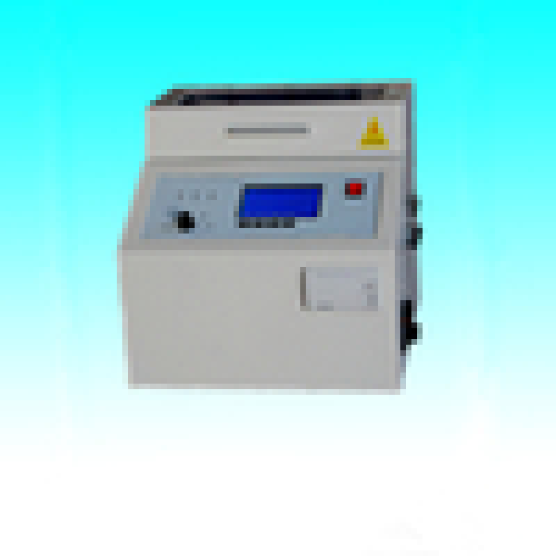 絕緣油介電強度測試儀,單杯絕緣油介電強度測試儀