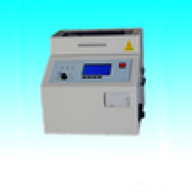 绝缘油介电强度测试仪,单杯绝缘油介电强度测试仪