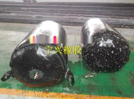 橡胶堵水气囊 对应管径使用
