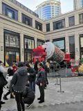 扭蛋机巨型大型商城超市展览互动道具直销