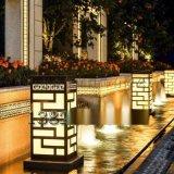 水池柱頭燈跌水景觀燈噴泉庭院燈示範區涌泉矮柱燈