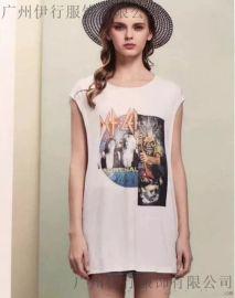 广州品牌折扣白马批发市场有卡拉贝斯女装批发