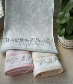 新品爆款32股純棉提花毛巾超市禮品福利毛巾可繡字