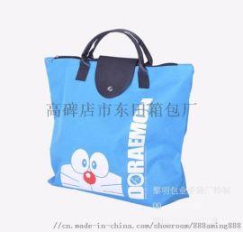 牛津布材质手提袋、购物袋、礼品袋、促销袋