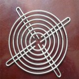 熱泵冷暖機風機罩 新能源熱泵防護網 異型金屬網罩