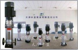 CDL-CDLF不锈钢立式管道泵