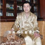 男式真丝睡衣(1007#)