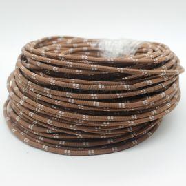 加工定制电线编织 尼龙编织数据线加工 电线编织网