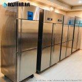 柏川D1.0AL4四門單溫冷凍櫃