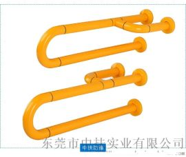 工厂直销尼龙材质扶手,盲人盲道栏杆扶手